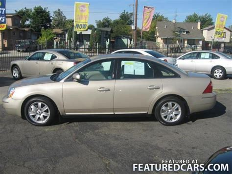 2006 ford five hundred sacramento ca used cars for sale featuredcars com