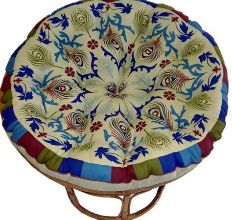 papasan double cushion cover home design ideas