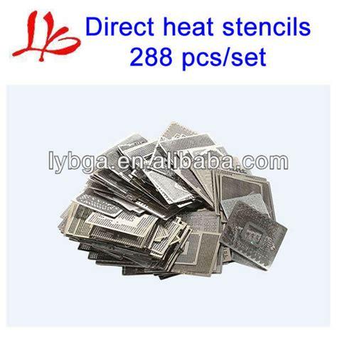 Stencil Directheat Ati 216 0719090 ic reballing accessories kit direct heat bga stencils 288