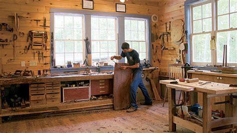 freestanding dream shop finewoodworking