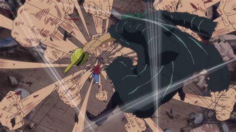 Gum Pistol Balon monkey d luffy all attacks otakukart