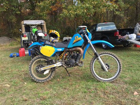 vintage motocross bikes nesco vintage dirt bike track chin on the tank