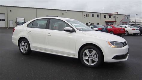 white volkswagen jetta 2014 volkswagen jetta candy white stock 109519 youtube