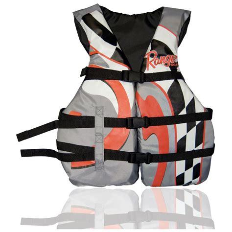 ranger boats life jackets for sale ranger 174 life vest adult 223266 ski paddle vests at