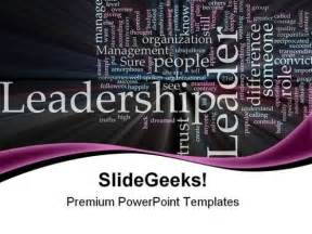Leadership Powerpoint Template by Courage Powerpoint Templates Slides And Graphics