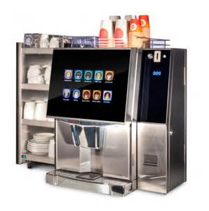 Coffetek Vitro Commercial Coffee Machine Touch Screen   Business Vending
