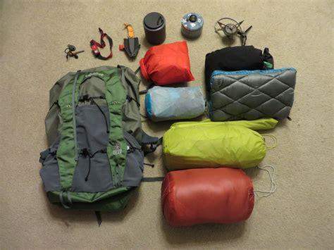 how to pack your backpack treelinebackpacker