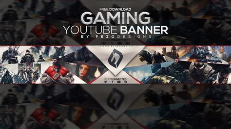 download youtube gaming youtube gaming banner template best business template