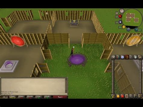osrs house layout guide osrs how to setup your construction house properly