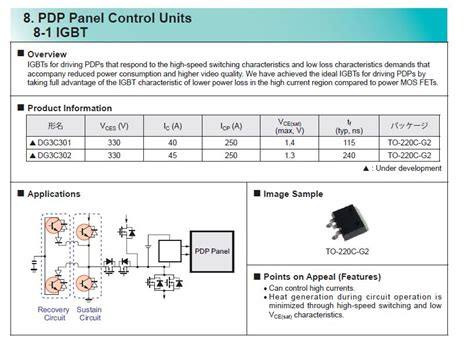 transistor a940 datasheet transistor rjp30e2 datasheet 28 images rjp30h1 int thinking rjp63f3 ใช แทน rjp4536