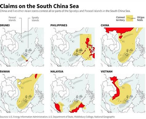 these are the implications of the south china sea