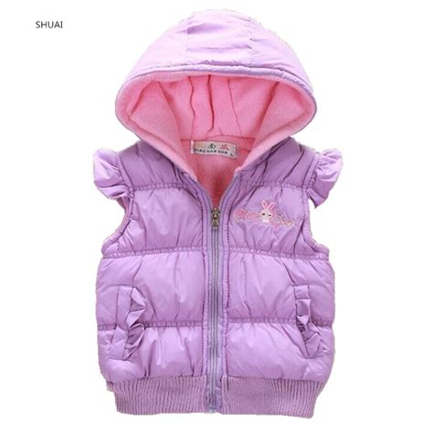 New Jaket Hoodie Rabbit Kid Murah New Baby Vests Cotton Rabbit Winter