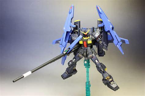 Btf G Defenser Flying Armor gundam rg 1 144 gundam mk ii g defenser flying armor customized build by zgmfxg