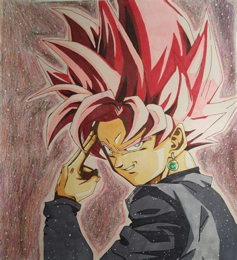 imagenes de goku dibujos goku black drawing dragonballz amino