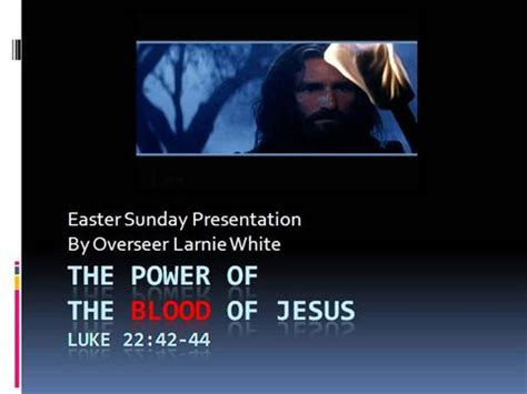 the power of the blood of jesus updated edition the vital of blood for redemption sanctification and books the power of the blood of jesus authorstream