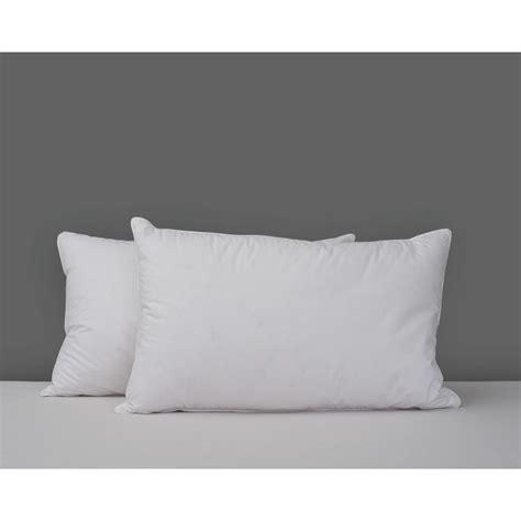 20 X 36 Pillow by Three Chamber Pillows 333 Tc White King 20 X 36