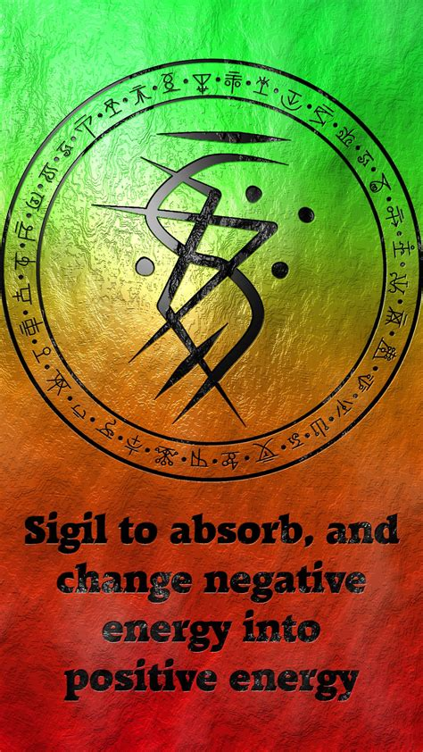wolf  antimony occultism sigil  absorbs