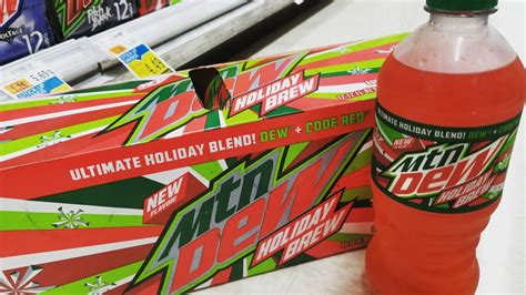 christmas mt dew tried mt dew s holidaybrew a diy initiative replicated more in our kitchen 8 bit central