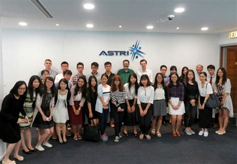 Kellogg Mba Board by Master Students From Hkust Business School Visit Astri