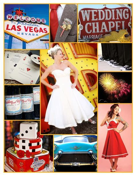 50 best images about Theme: Las Vegas Weddings on