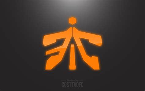 team fnatic cs go hd logo just my own version of fnatic logo by artursofc on deviantart