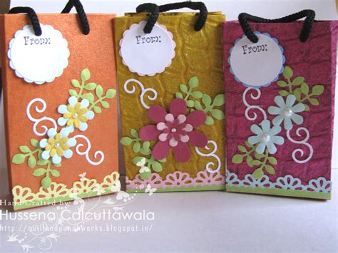 How To Make Handmade Paper Bags - quill and punch works bags galore