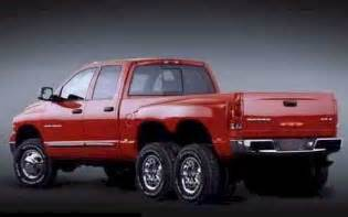 dodge ram t rex 6x6 future trucks
