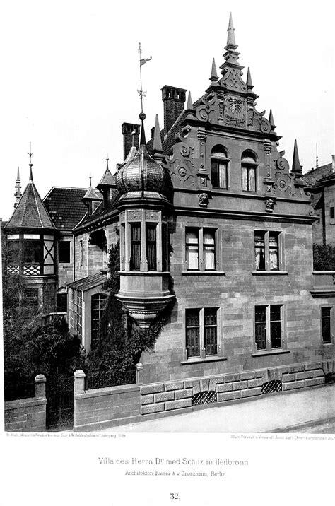 tafel heilbronn file villa in heilbronn architekten kaiser v groszheim