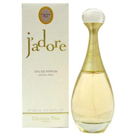 Jual Parfum Christian J Adore jadore perfume by christian for edp 100ml perfume bargains plus