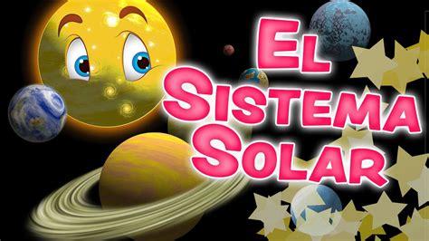imagenes del universo en ingles el sistema solar para ni 241 os los planetas en ingl 233 s y