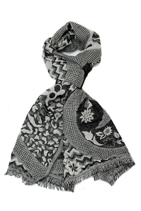 Handmade Wool Scarf - venezia handmade wool scarf from san diego