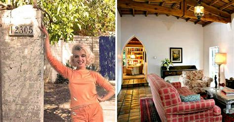 the monroe house marilyn monroe s home offers a glimpse of the woman we