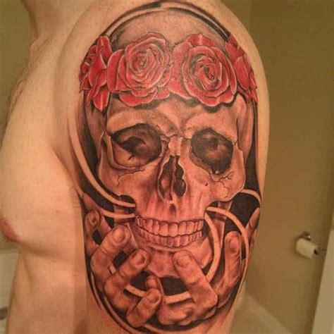 shoulder piece tattoo 113 best shoulder tattoos for men women