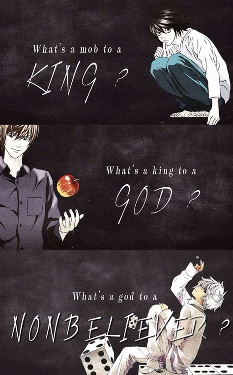 Anime Quotes About Death | death note quotes quotesgram