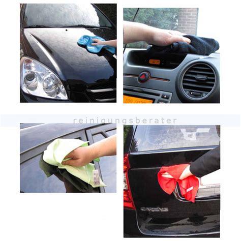 Glas Polieren Kit by Auto Microfasert 252 Cher Set Glas Staub Reinigen Polieren