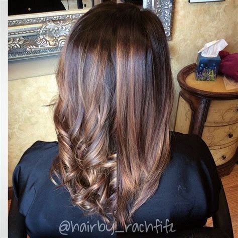 what is sombre hair the difference between straight and curly on balayge ombre