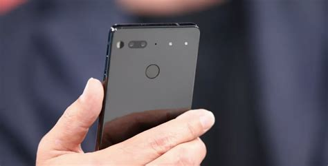Telus Cell Phone Lookup Canada Essential Phone Will Be Exclusive To Telus In Canada
