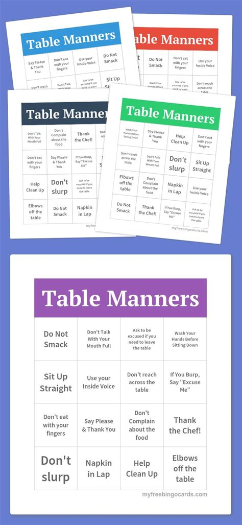 Ways To Improve Your Table Manners by Best 25 Table Manners Ideas On Etiquette