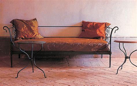 divani in ferro battuto divano ferro battuto