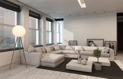 Modern Living Room Blinds What Are The Benefits Of Motorized Blinds