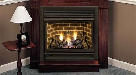 Vent Free Gas Fireplace by Dfx Series Vent Free Gas Fireplace