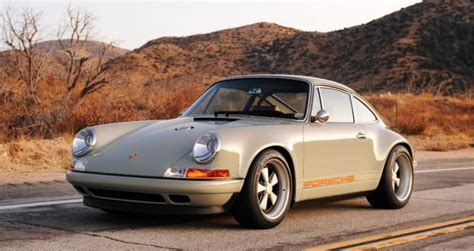 Porsche Remake by M 250 Lt 233 S A Jelen Tal 225 Lkoz 225 Sa Porsche 964 Remake Autoszektor