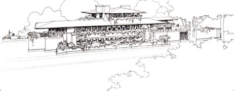 Prairie Home Plans wright on the web robie house