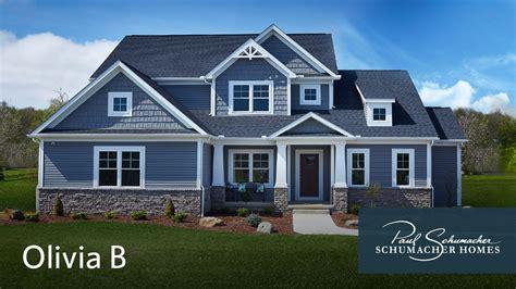 schumacher homes schumacher homes walkthrough b model part 1