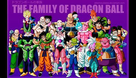 imagenes geniales de dragon ball super dragon ball super las familias del universo dragon ball