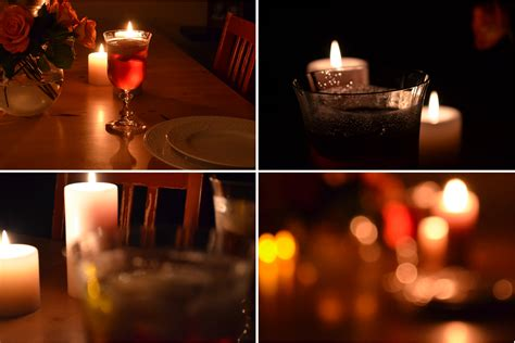 pics for gt romantic dinner for two at home