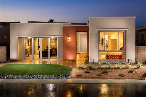 One Story House Plans by Palm Springs Ca New Homes For Sale Toll Brothers At Escena
