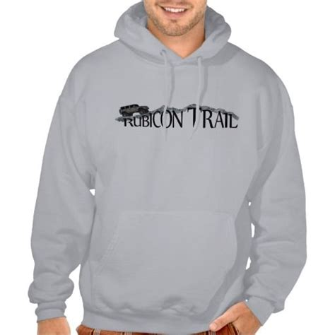 Jaket Hoodie Rubicon Jeep jeep rubicon trail guys jeep road hoodie jeep