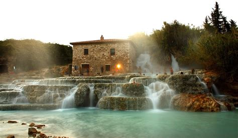 best spa in italy tuscany s best thermal baths
