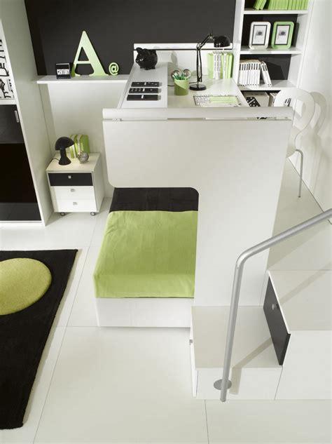 Bett Und In Einem by Bett Und Schreibtisch In Einem Haus Planen